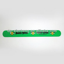 Promotional updated rubber negative ion band