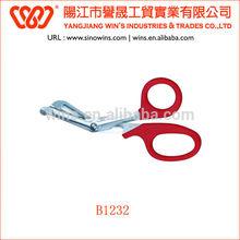 Sand cloth scissors or canvas shears
