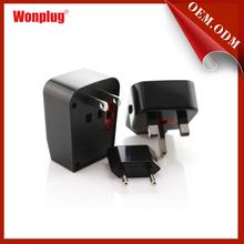 Wonplug patent product multifunction us travel adaptor plug