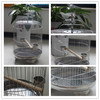 stainless steel parrot cage stainless steel pet cage