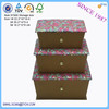 fabric covered decorative gift boxes wholesale, gift cardboard box manufacturer