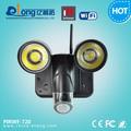movimento pir sensor de visão noturna sem fio projector p2p wifi ip câmera 720p hd