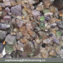 Price of Calcium Fluoride 65%-98% Fluorspar stone Fluorite Rough Stone Fluorite Mineral for Steel Making ,Glass and Cement