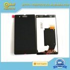 for sony xperia z l36h lcd screen with digitizer touch assembly