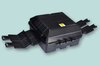 Fiber power adapter ONU south africa plug adapter plc adapter