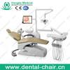 Foshan hongke CE ISO Luxury dental chair manufacture fona dental unit oem in shanghai