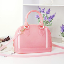 Top selling famous brand silicone handbag for girls E585