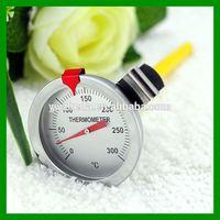 Dial roast mini bimetal steak meat thermometer