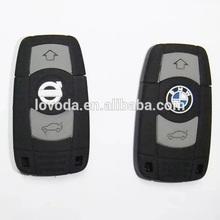 bulk daye usb flash drive,customized 128gb car key shape usb flash drive LFN-216