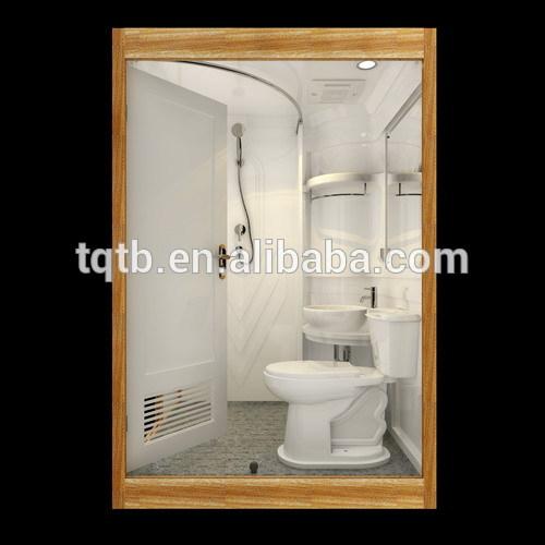 Prefab Modular Bathroom Buy Shower Toilet Unit Lavatory