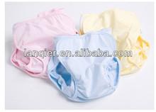 baby cloth diaper design 100% cotton reusable diaper liner