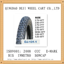 dunlop quality motorcycle tires 3.00-17