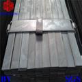 acero suave de hierro plana barra de tamaños