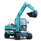 6ton Wheel Hydraulic Excavator Used Cheap