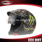 LS2 style motorcycle helmet dot
