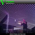 Flexible led de pixel de visualización de vídeo portátil suave led luces roll up professional ronda luz de vídeo led/china xxx de la foto