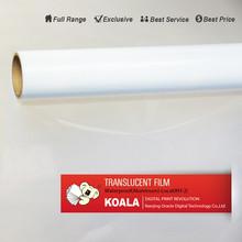 100um roll size transparent pet film for positive screen printing inkjet plate-making printing pet film waterproof film