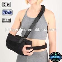 Samderson Health care black grip ball orthopedic pouch arm sling