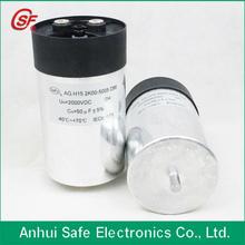 Capacitor factory metallized polypropylene film 470uf 450v capacitor