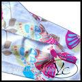 Novo design 100 algodão tecido vestidos para as mulheres de idade