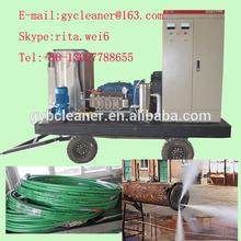 GYB-3 1000bar electric motor water jet sprayer high pressure oil tank cleaning equipment