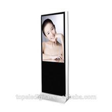 42 inch standing vertical display tv,floor standing tv,lcd tv floor stand