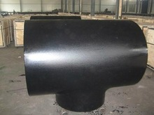 astm a420 wpl6 seamless carbon steel tee /reducing tee/equal tee