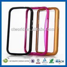 C&T Custom wholesale phone case Factory price metal bumper for samsung galaxy s3 mini