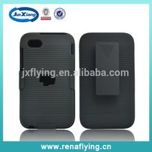 Belt clip mobile phone cover for Blackberry Q5