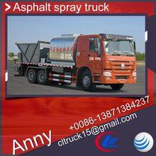howo 12ton asphalt pothole repair truck,asphalt tank truck for sale