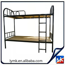 Student Dormitory Bed With Desk,Bookcase and Cabinet