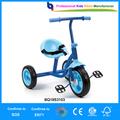 ambiental de crianças triciclo a pedais