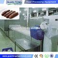 Iqf de congelación rápida de pepino de mar/de pescados y mariscos congelados maquinaria/explosión congelador túnel de la máquina