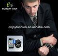SmartWatch mens ingranaggio orologio da polso bluetooth orologio bluetooth orologio da polso bracciale lettore musicale rispondere alla chiamata anti- perso