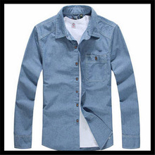 2014 Factory wholesale fashion brand name of casual shirts made in China