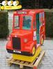 Second-hand game machine//Used kiddie ride/School Bus