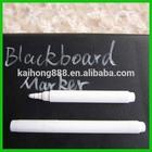KH2806 Black Board Marker Pen with white color ink