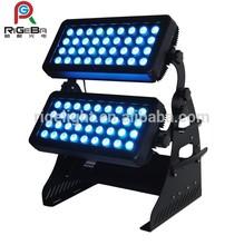 LED stage wash light 72 leds 8W led washing bar