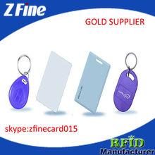 Low Frequency 125KHz RFID Key Fob