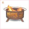 "2014 hot sale 30"" diameter outdoor fire pit/braizer with metal material/firebasket/fire bowl"