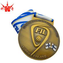 fil world championship imitation bronze medal color