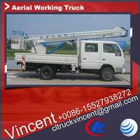 Electric Lift truck, Hydraulic Lift Platform Truck, Aerial Working Platform