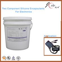 Good adhesion performance silico pottig sealant for LED display