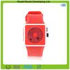 Unisex Multi-function custom silicone digital watch
