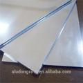 coberturas de alumínio anodizado folha 2a06