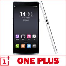 Original OnePlus Phone Snapdragon 801 Quad Core 2.5Ghz 3GB RAM 5.5'' Screen 1920*1080 NFC FDD LTE 4G OnePlusONE Phone Mobile