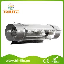 "5""/6""/8"" Cool Tube Grow Light Reflector Hood Hydroponics"