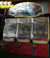 Second-hand game machine//Used Coin Pusher game machine/HAPPY Circus