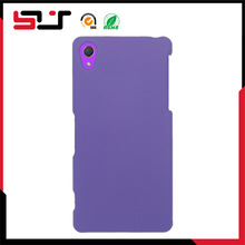 Mordern slim shell rubberised PC hard protctive case for sony xperia z2 tablet