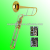 Unusual Trombone / Eb/F Cimbasso Trombone for Sale